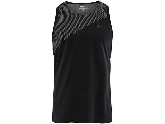 Craft Nanoweight Singlet Herre black